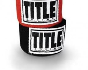 Title Traditional Hand Wraps