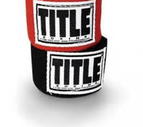 Title Trad Hand Wraps